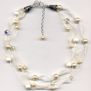 Organza Necklace
