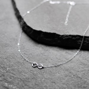 Small Eternity Necklace